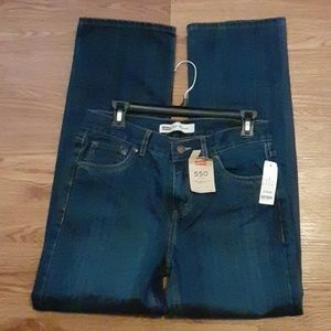 Levi's 550 Relaxed 30x30 Jean's Sz 20